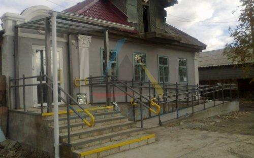 Устройство входных площадок и лестниц по программе «Доступная среда»