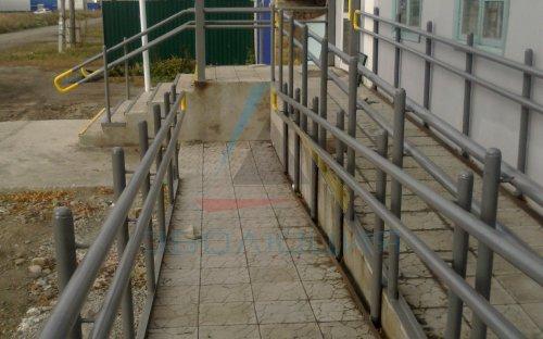 Установка пандусов для инвалидов в Челябинске