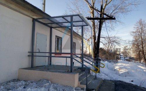 Входная группа Челябинск