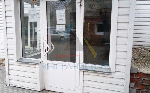 Алюминиевые двери в Челябинске